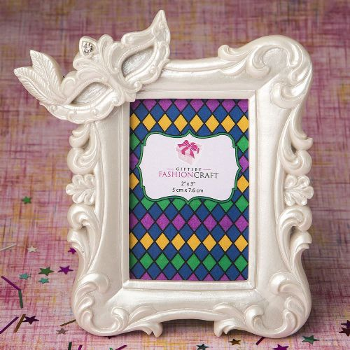 Carnival Theme Place Setting Photo Frame Table Gift & Favor
